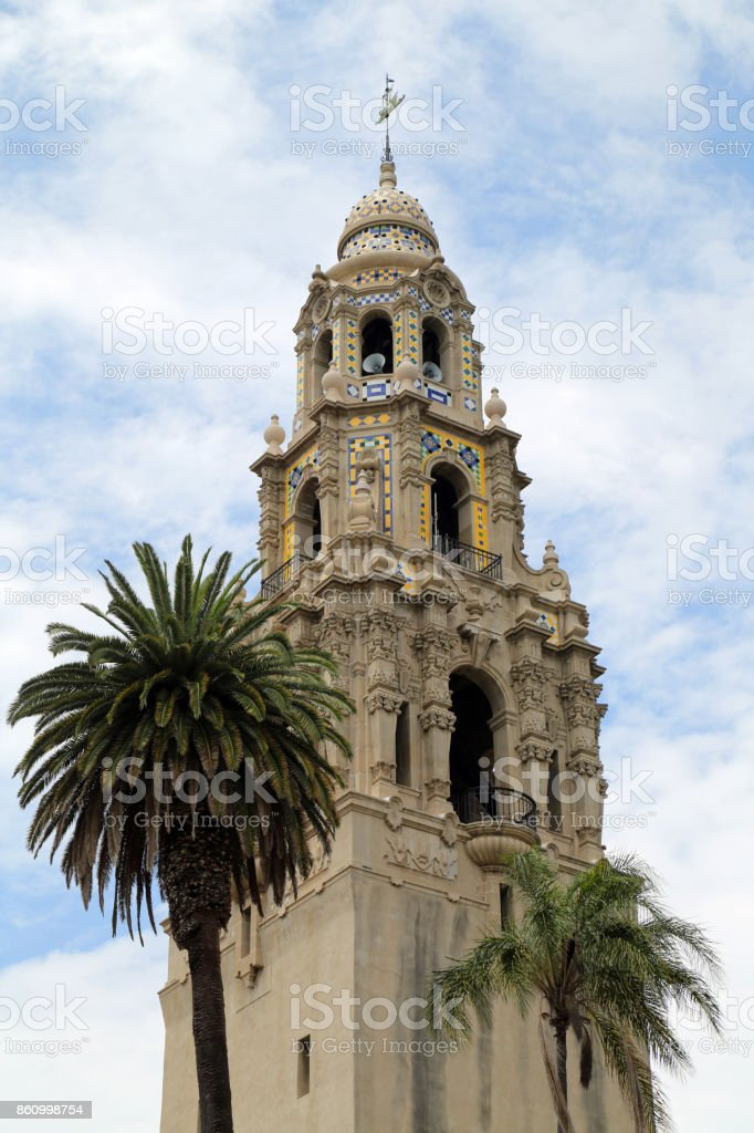 Bell Tower stock photo