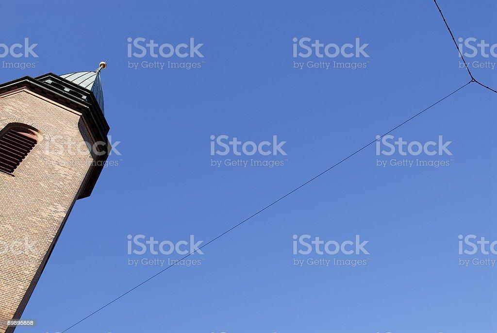 Bell Tower foto de stock libre de derechos