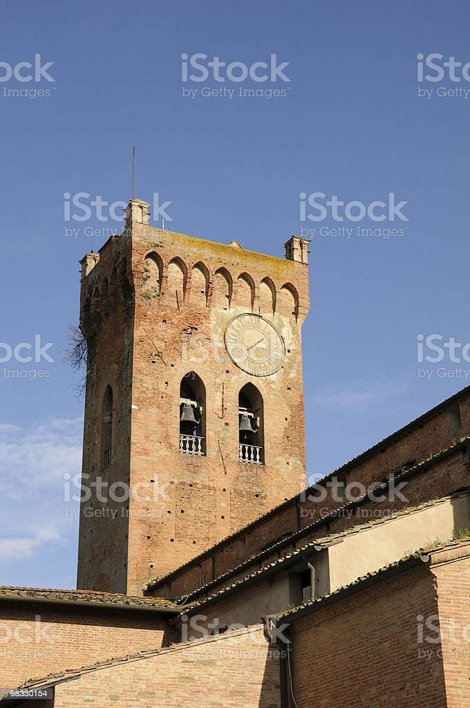 Bell Tower foto stock royalty-free