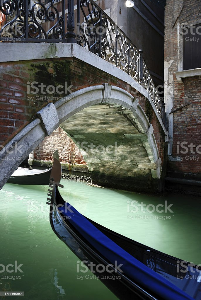 bella italia, venezia royalty-free stock photo