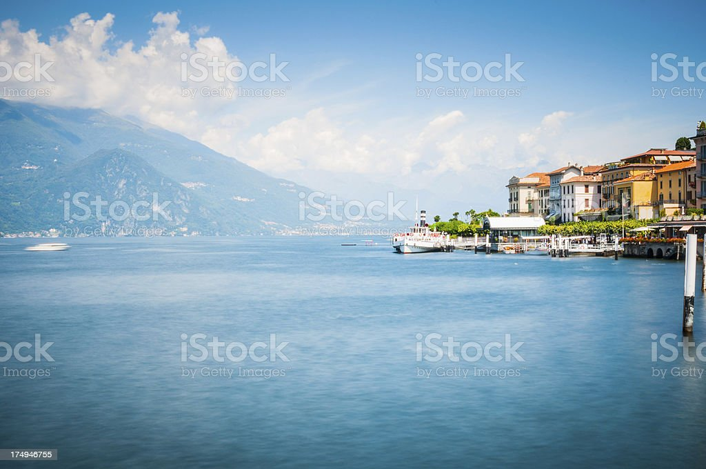 Bellagio, Lago di Como stock photo