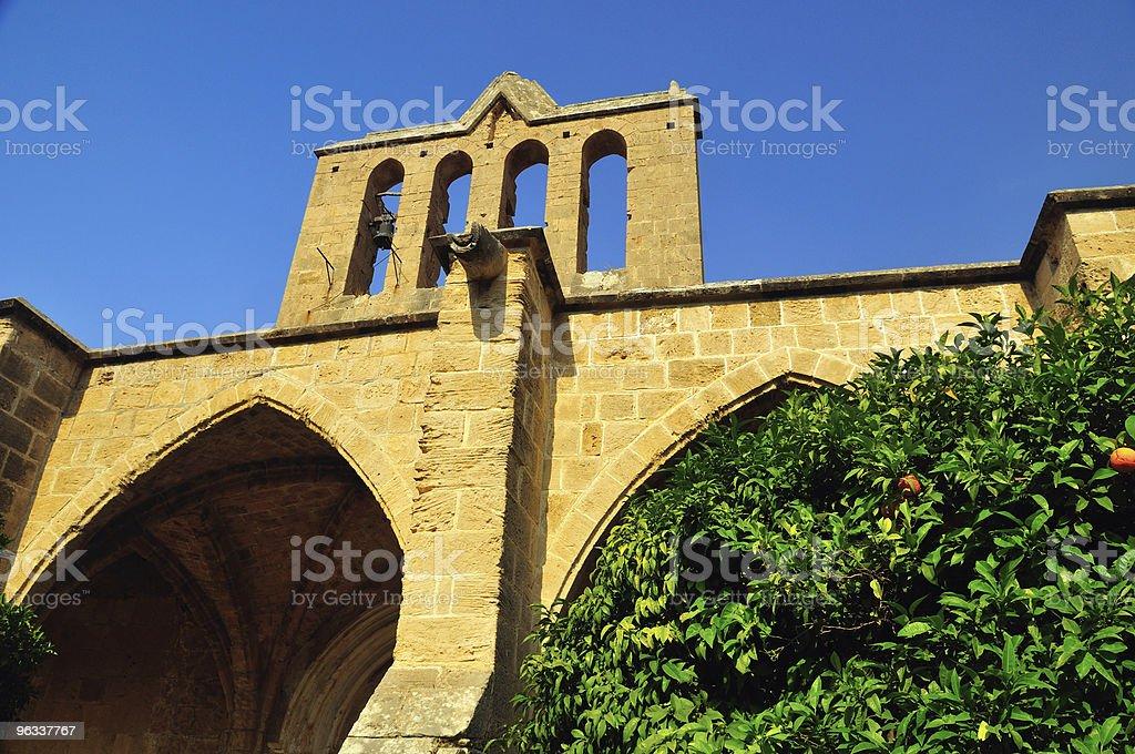 Bellapais Abbey, Kyrenia - Zbiór zdjęć royalty-free (Bez ludzi)