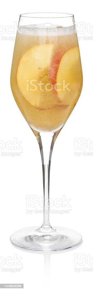 Bellini stock photo