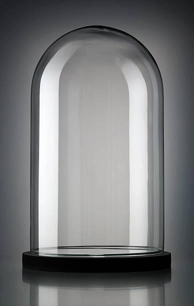 Bell-jar stock photo