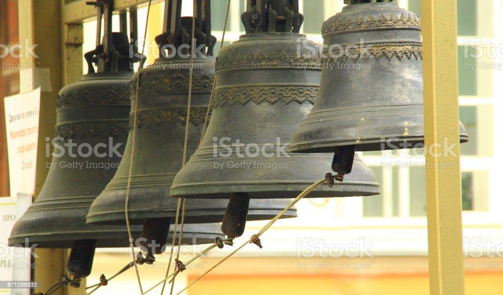 Bells stock photo