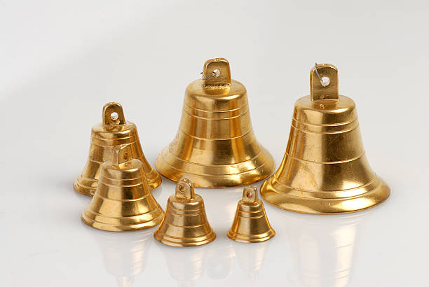 Bells stock photo