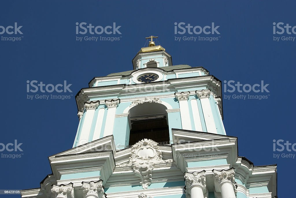 Belltower. royalty-free stock photo