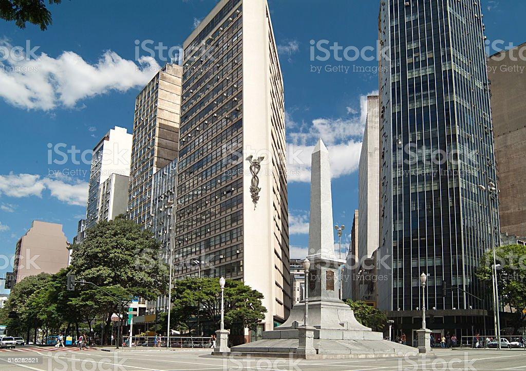Belo Horizonte - Minas gerais stock photo