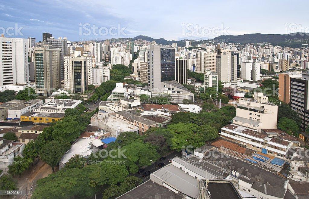 Belo Horizonte stock photo