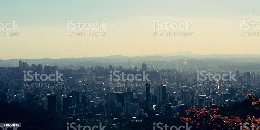 Belo Horizonte ! stock photo