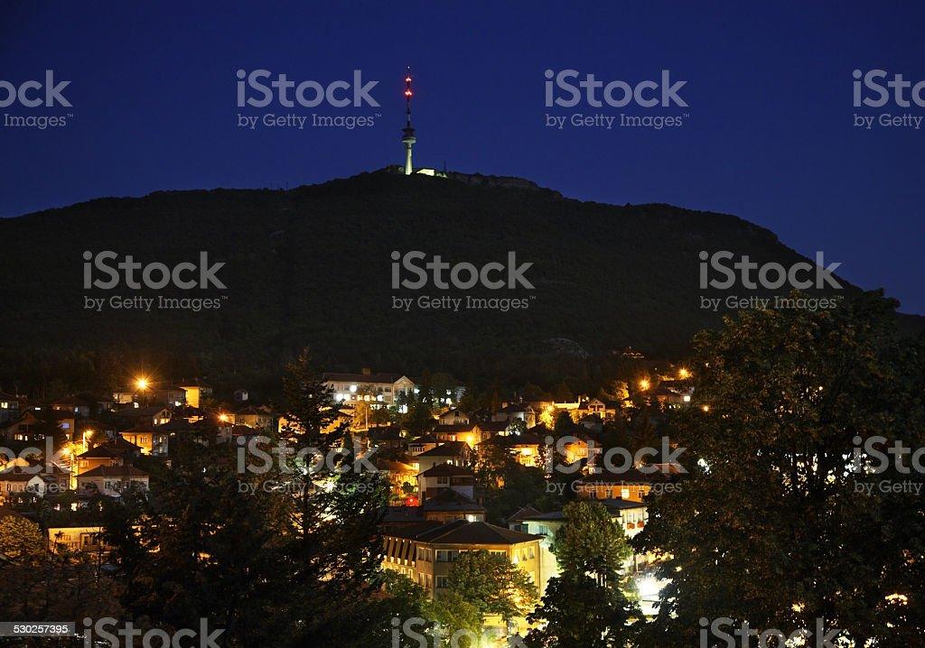 Belogradchik. Bulgaria stock photo