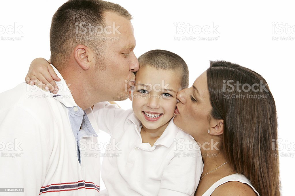 Beloved Child royalty-free stock photo