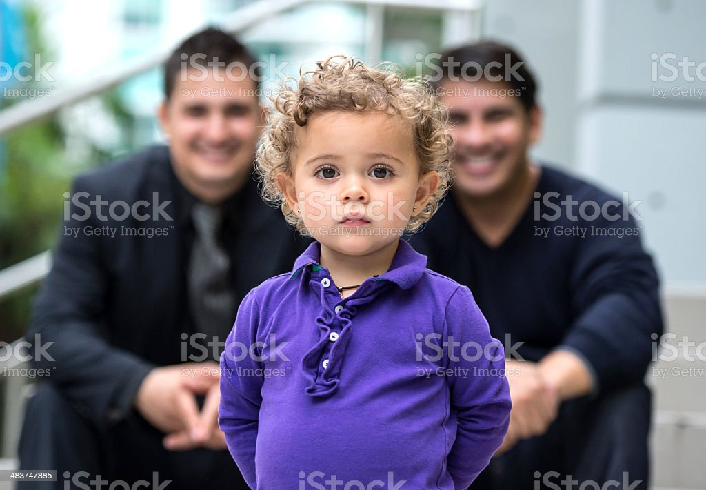 Beloved Child stock photo