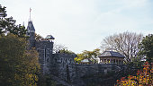 New York, USA / Belvedere Castle, Central Park