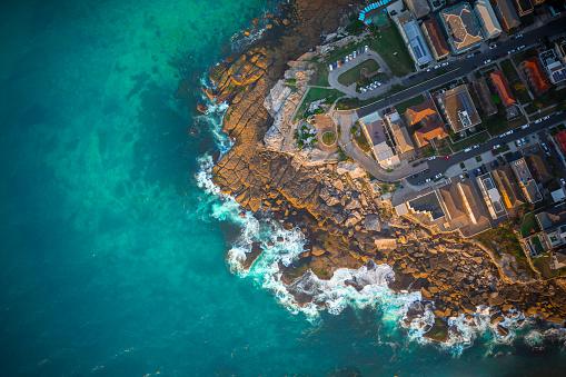 Ben Buckler, Bondi Beach, Sydney Australia by Helicopter