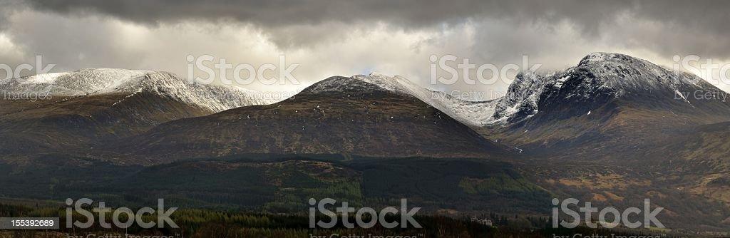 Ben Nevis stock photo