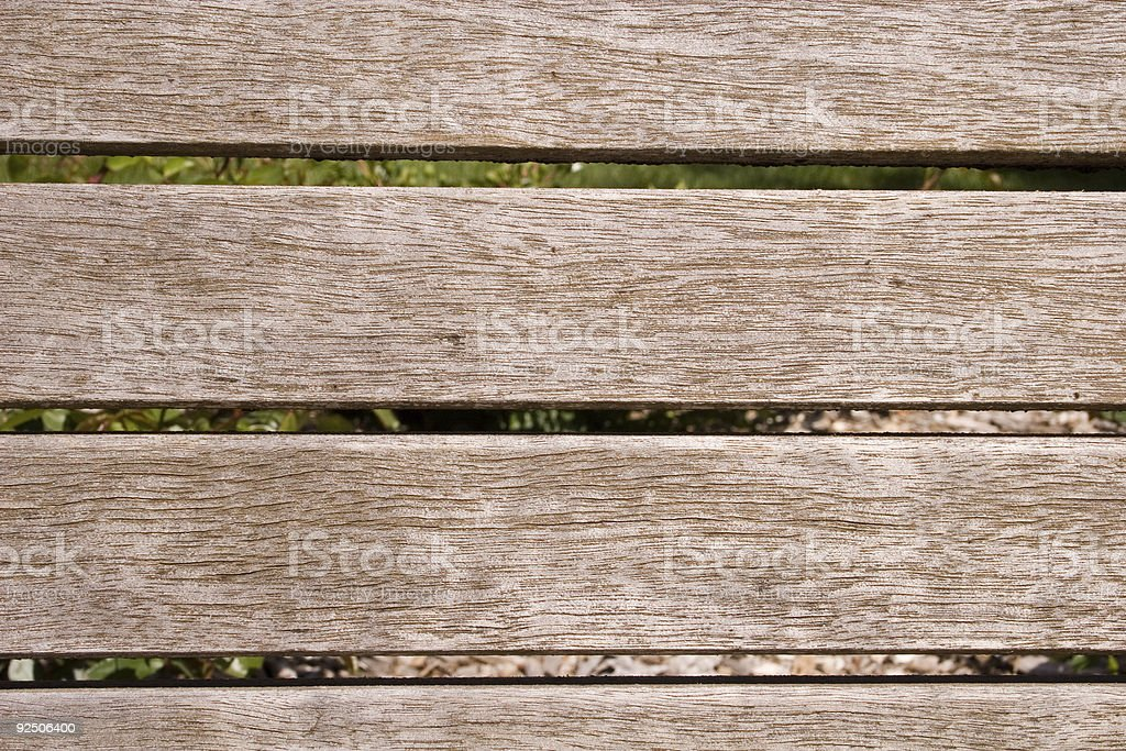 Bench 1 royalty-free stock photo