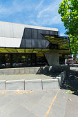 Bendigo Library in central Bendigo is part of Goldfields Libraries.