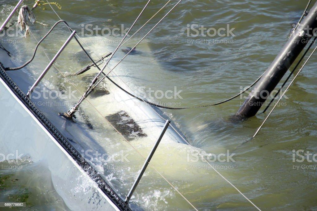 Beneath the Water stock photo