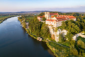 Benedictine abbey in Tyniec, Poland