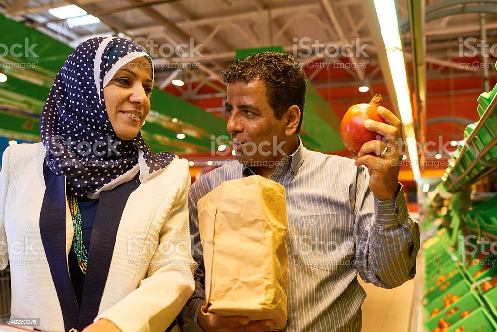 Benefit of pomegranate stock photo