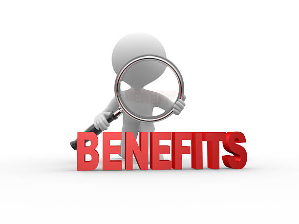 benefits - social security check stock photos and pictures