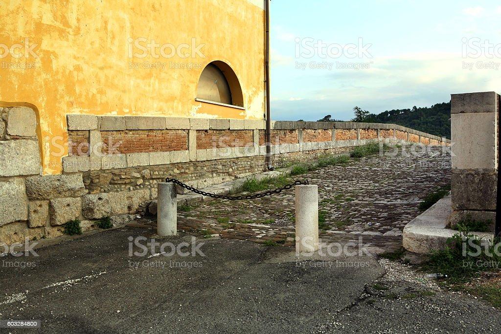 benevento stock photo