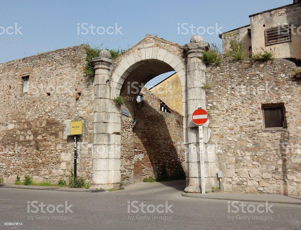 Benevento-Port'Arsa - foto stock
