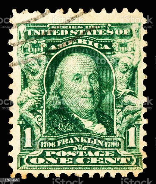 Benjamin Franklin 1906