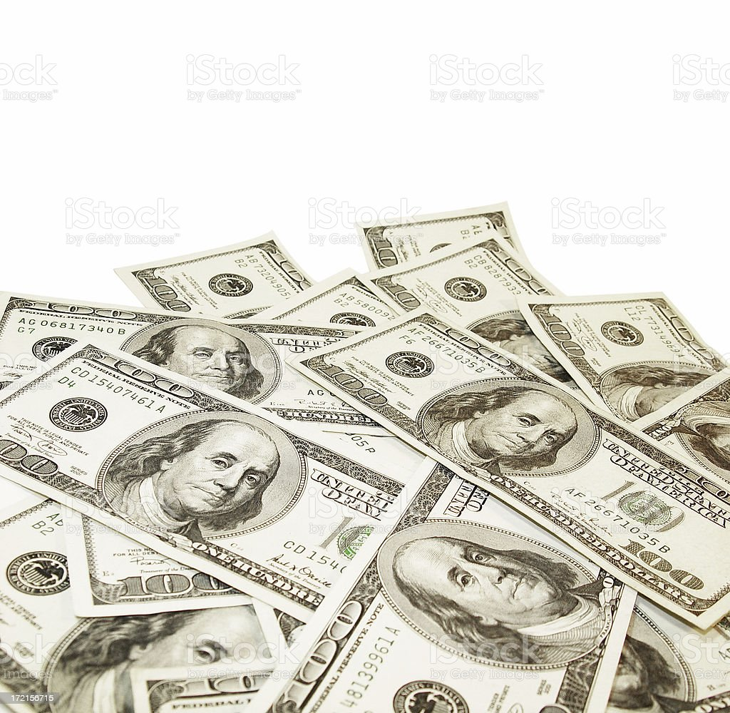Benjamin Franklins royalty-free stock photo