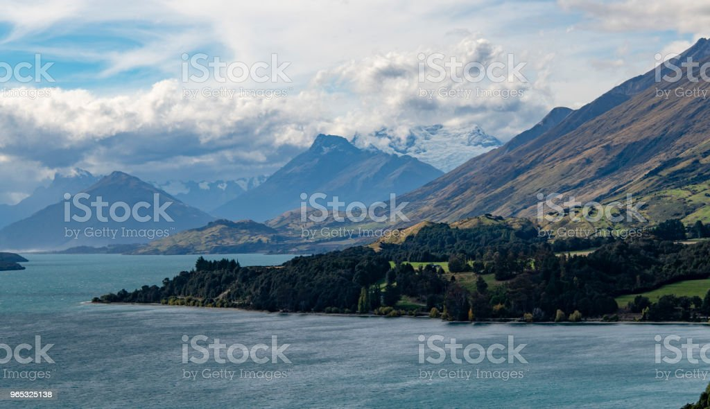 Bennetts Bluff Lookout royalty-free stock photo