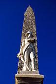 Bennington Battle Monument, Vermont. USA