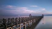 istock Bentar Beach Pier 1211417054