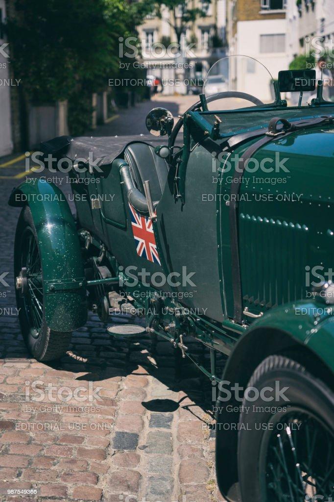 1923 Bentley 3 à 4,5 litres du Mans - Photo