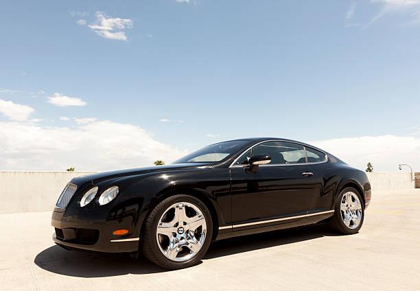 2005 Bentley Continental stock photo