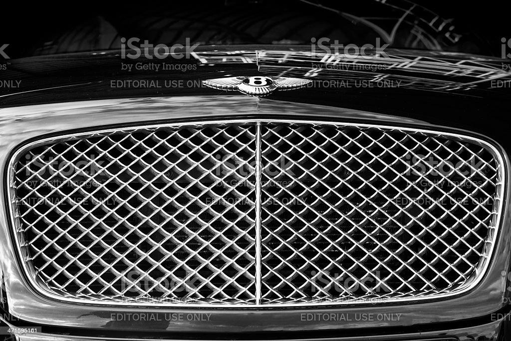 Bentley stock photo
