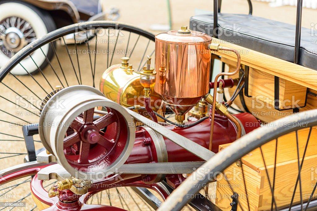 Benz Patent Motorwagen Engine 1886 The Worlds First Automobile ...