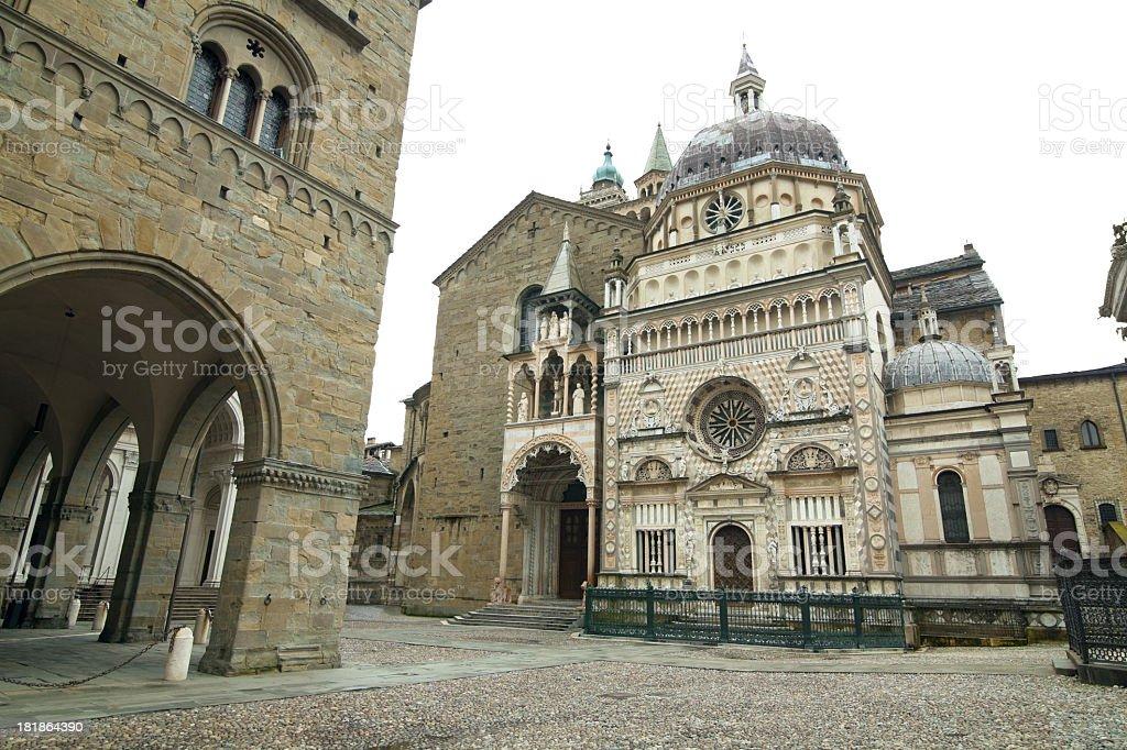 Bergamo. Italia - foto de stock