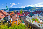 istock Bergen's colorful houses 537247196