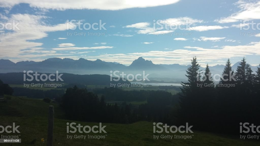 Staud'nwirt im Allgäu - Royalty-free Allgäu Stockfoto