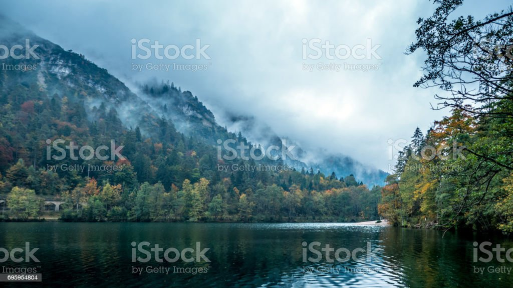 Bergsee, Thumsee – Foto