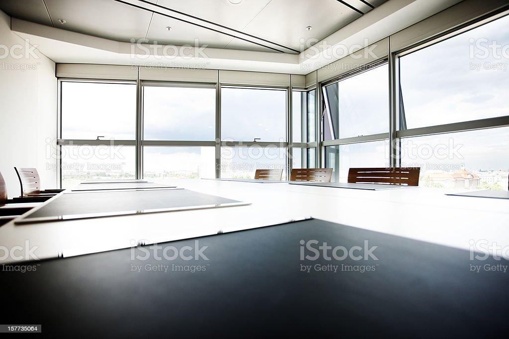 Berlin Boardroom stock photo
