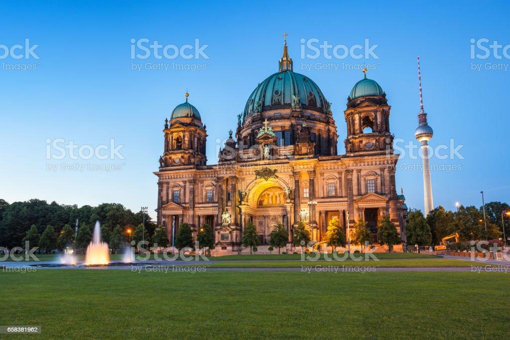 Berlin Cathedral, Berlin, Germany – Foto