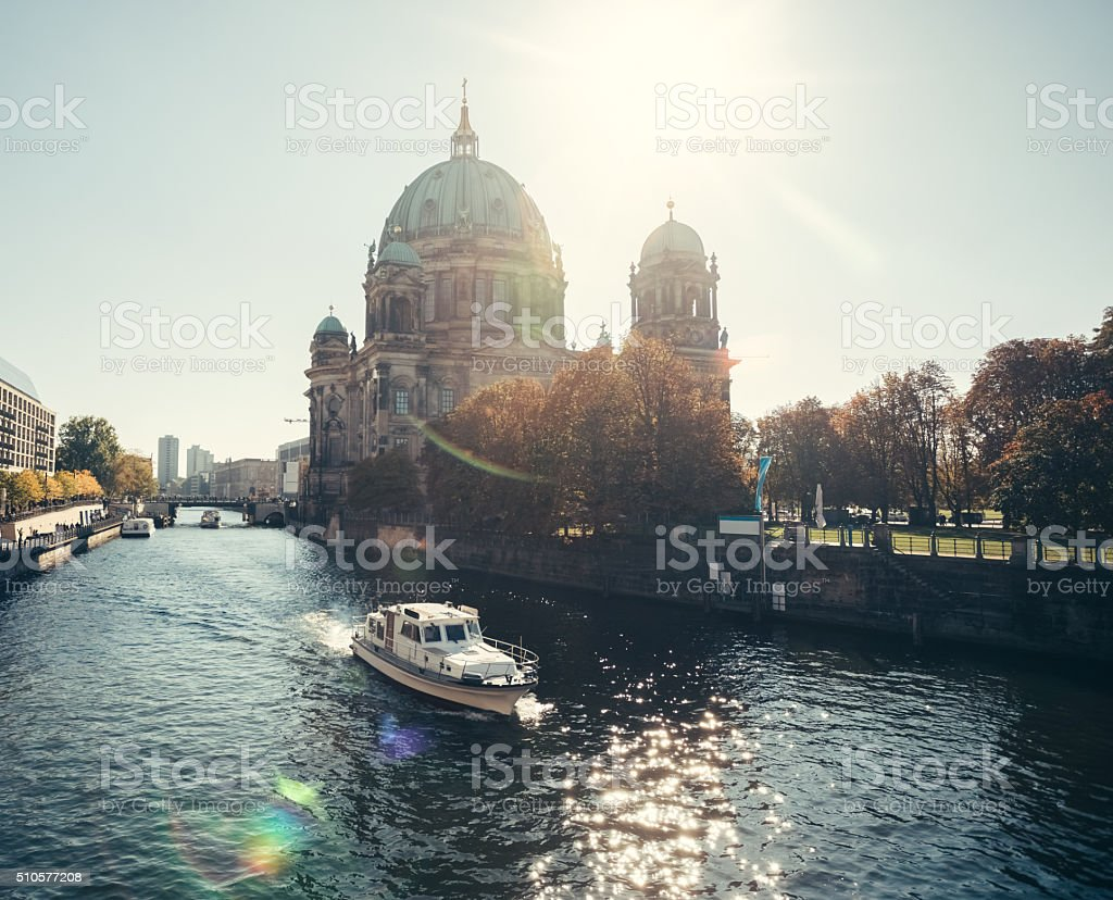 Berlin cathedral /Berliner Dom/ stock photo