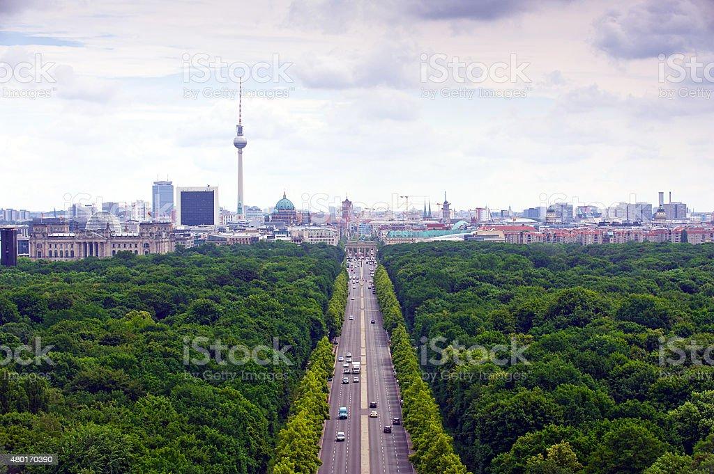 Berlin-cityline – Foto