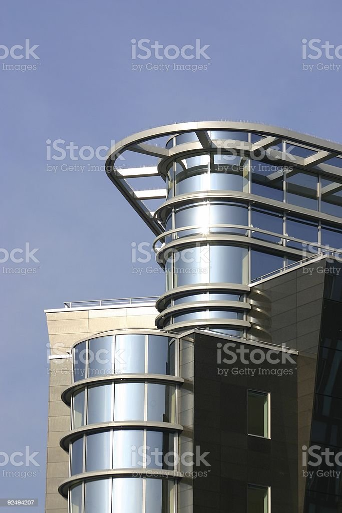 Berlin corporate design royalty-free stock photo