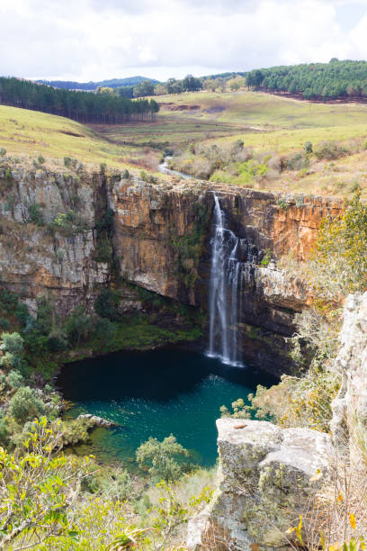 Berlin Falls South Africa stock photo