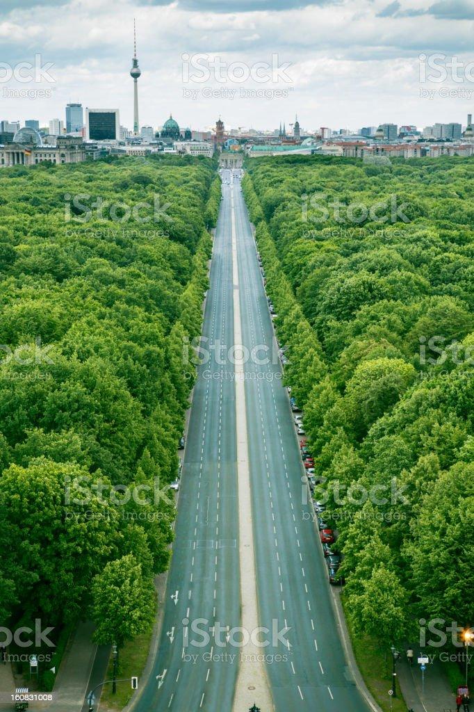 Berlin von oben – Foto