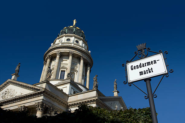 Berlin Gendarmenmarkt Berlin Gendarmenmarkt gendarmenmarkt stock pictures, royalty-free photos & images