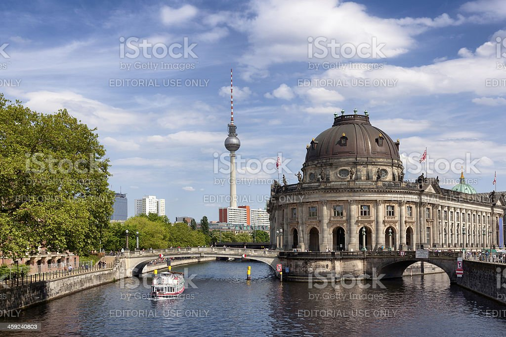 Berlin, Germany royalty-free stock photo